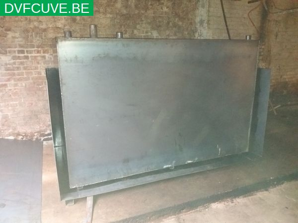fabrication citerne mazout nivelles