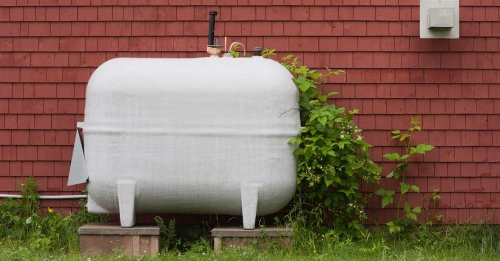 Conseils pour empêcher l'eau de pénétrer dans la cuve à mazout